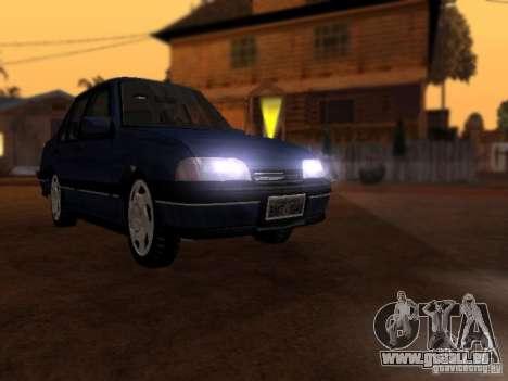 Chevrolet Monza GLS 1996 für GTA San Andreas zurück linke Ansicht