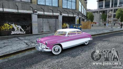 Hudson Hornet Coupe 1952 für GTA 4