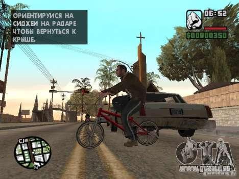 Niko Bellic für GTA San Andreas siebten Screenshot