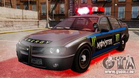 Polizei-Monster-Energie für GTA 4