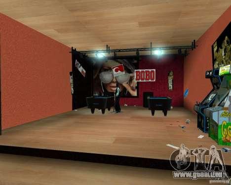 Un nouveau bar à Gantone pour GTA San Andreas deuxième écran