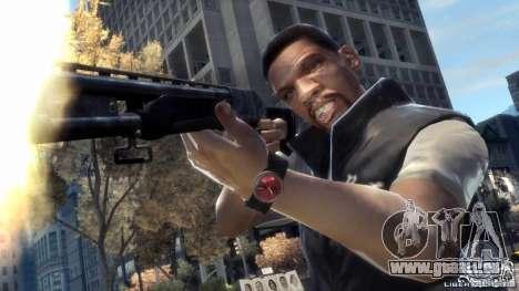 Boot-Images im Stil von GTA IV für GTA San Andreas zehnten Screenshot