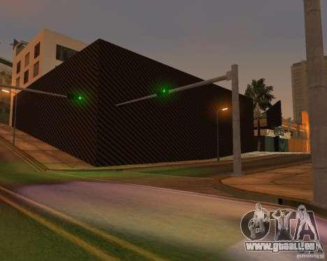 New HKS Style Tuning Garage für GTA San Andreas her Screenshot