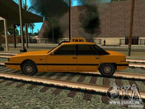 Intruder Taxi pour GTA San Andreas laissé vue