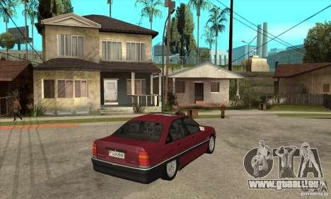 Opel Omega A für GTA San Andreas rechten Ansicht