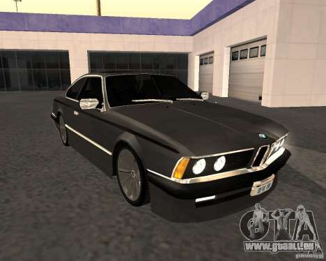 BMW M6 E24 pour GTA San Andreas