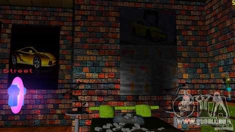 Hôtel Retekstur pour GTA Vice City dixième écran