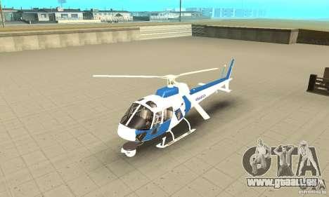AS-350 Police für GTA San Andreas