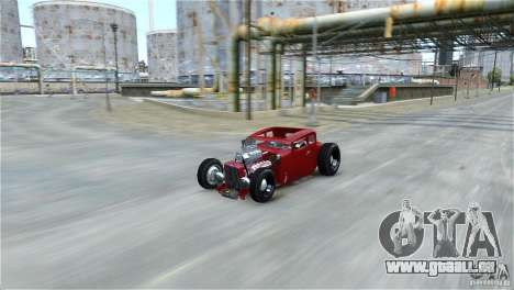 Smith 34 Hot-Rod Restyling pour GTA 4