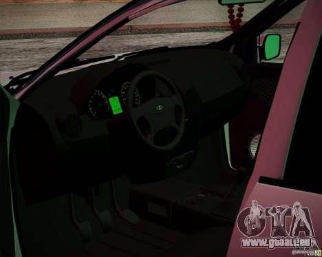 Grant 2190 VAZ pour GTA San Andreas vue de droite