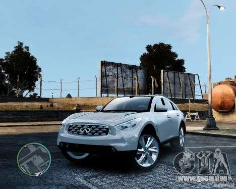 Infiniti FX50 für GTA 4