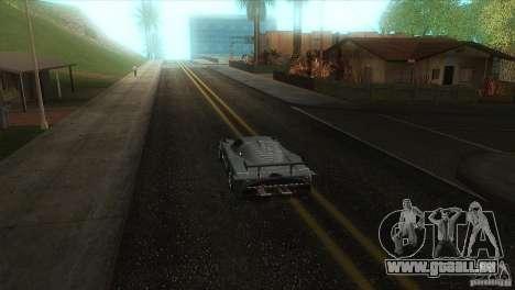 Qualität-Straße in die LS für GTA San Andreas sechsten Screenshot