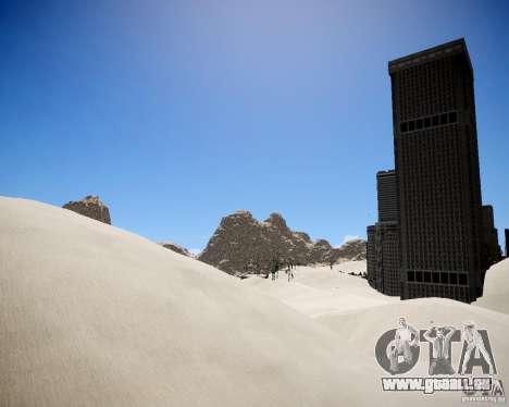 Desert Storm v1.0 pour GTA 4 secondes d'écran