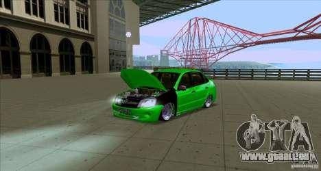 Lada Granta JDM pour GTA San Andreas