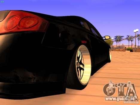 Infiniti G35 V.I.P für GTA San Andreas rechten Ansicht
