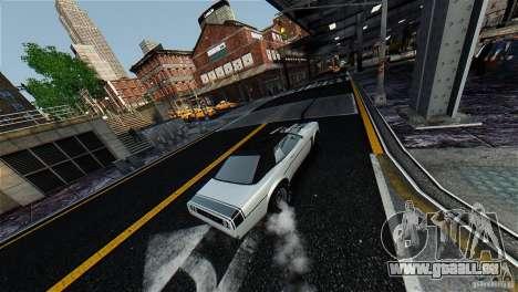 Tampa aus der GTA EFLC für GTA 4 rechte Ansicht