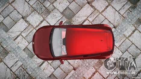 Volkswagen Scirocco 2.0 TSI pour GTA 4 est un droit