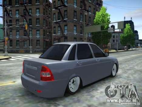 LADA 2170-DUBAI für GTA 4 linke Ansicht