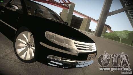 Volkswagen Phaeton W12 für GTA San Andreas