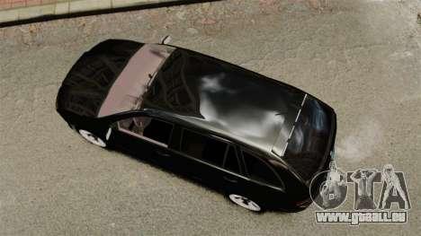 Skoda Fabia Combi Unmarked ELS pour GTA 4 est un droit