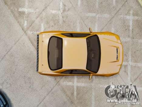 Nissan Skyline GT-R R34 Fast and Furious 4 für GTA 4 Rückansicht