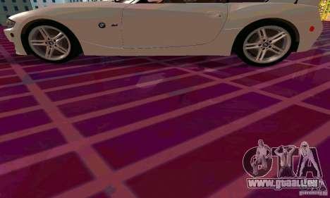 BMW Z4 E85 M für GTA San Andreas