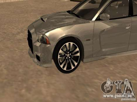 Dodge Charger SRT8 2011 V1.0 für GTA San Andreas linke Ansicht