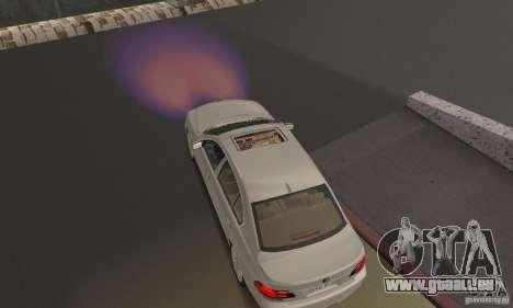 Lumières pourpres pour GTA San Andreas