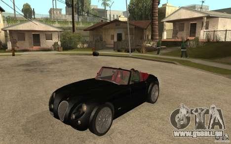 Wiesmann Roadster MF3 pour GTA San Andreas
