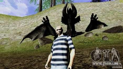 Hidden Dragon für GTA San Andreas zweiten Screenshot