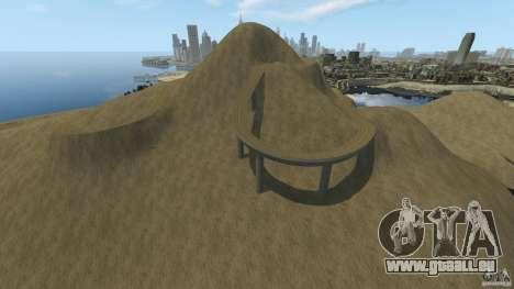 Desert Rally+Boat für GTA 4 weiter Screenshot