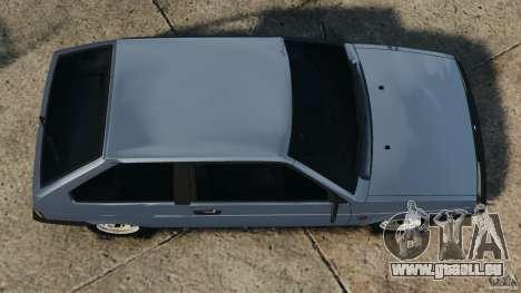 VAZ 2108 Sputnik für GTA 4 rechte Ansicht