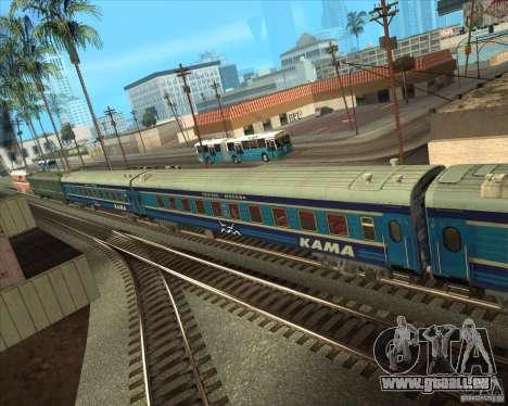 Voiture KAMA pour GTA San Andreas