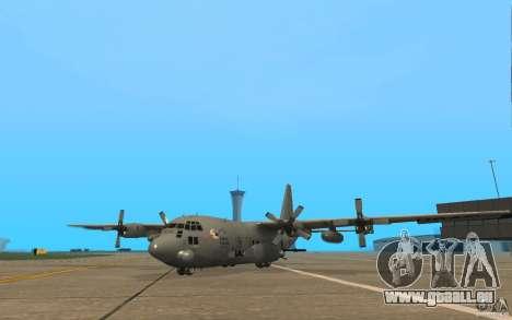 AC-130 Spectre für GTA San Andreas