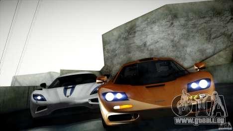 Direct B 2012 v1.1 pour GTA San Andreas cinquième écran