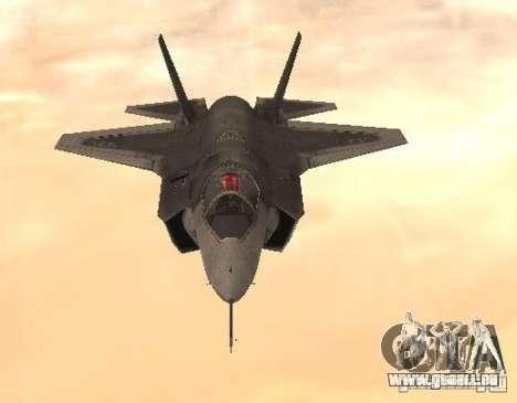 F-35 Eagle für GTA San Andreas