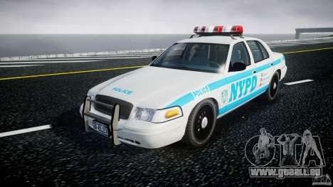 Ford Crown Victoria 2003 v.2 Police pour GTA 4