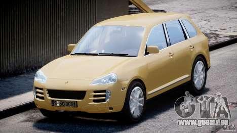 Porsche Cayenne S 2008 pour GTA 4