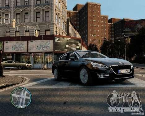 Pegeout 508 v2.0 pour GTA 4