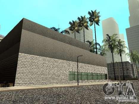 Tous les Saints hôpital pour GTA San Andreas cinquième écran