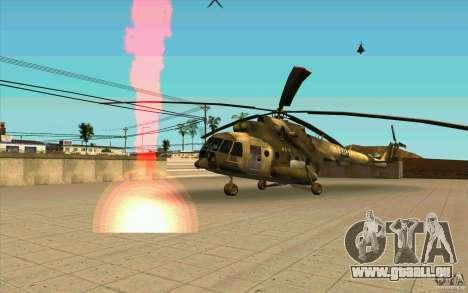 U.S.A.F. Cargo für GTA San Andreas
