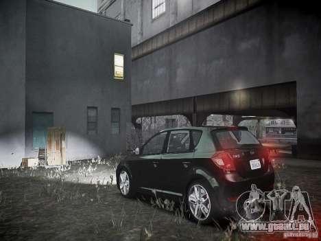 Kia Ceed für GTA 4 hinten links Ansicht
