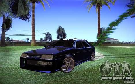 VAZ 2109 Carbon für GTA San Andreas