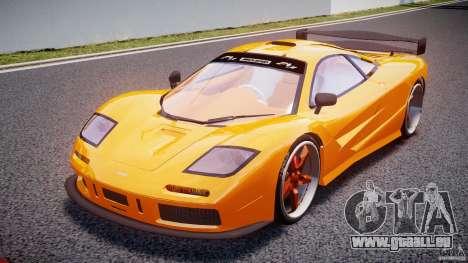 Mc Laren F1 LM v1.0 pour GTA 4