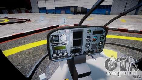 Eurocopter EC130 B4 Red Bull für GTA 4 rechte Ansicht