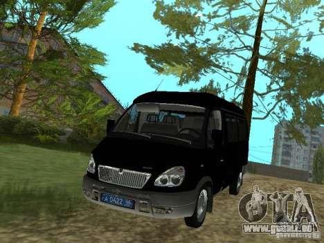 GAZ 2217 FSB pour GTA San Andreas