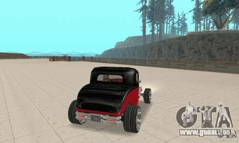 Ford Hot Rod 1932 für GTA San Andreas linke Ansicht