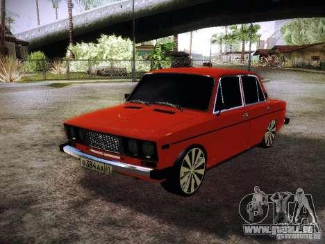 VAZ 2106 Fanta pour GTA San Andreas