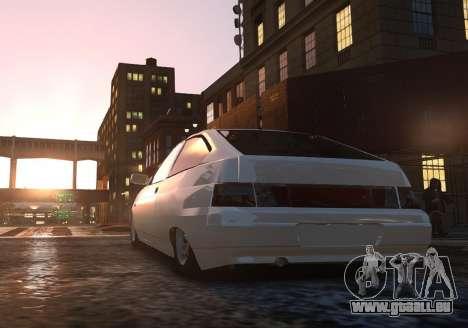 Coupe de VAZ-2112 pour GTA 4 est un côté