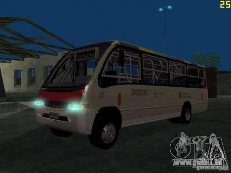 Marcopolo G6 für GTA San Andreas
